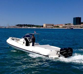 Pезиновые лодки